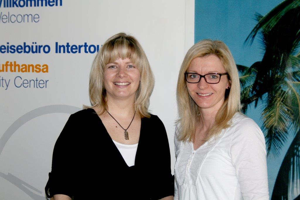 Karla Keller & Susann Mynarek