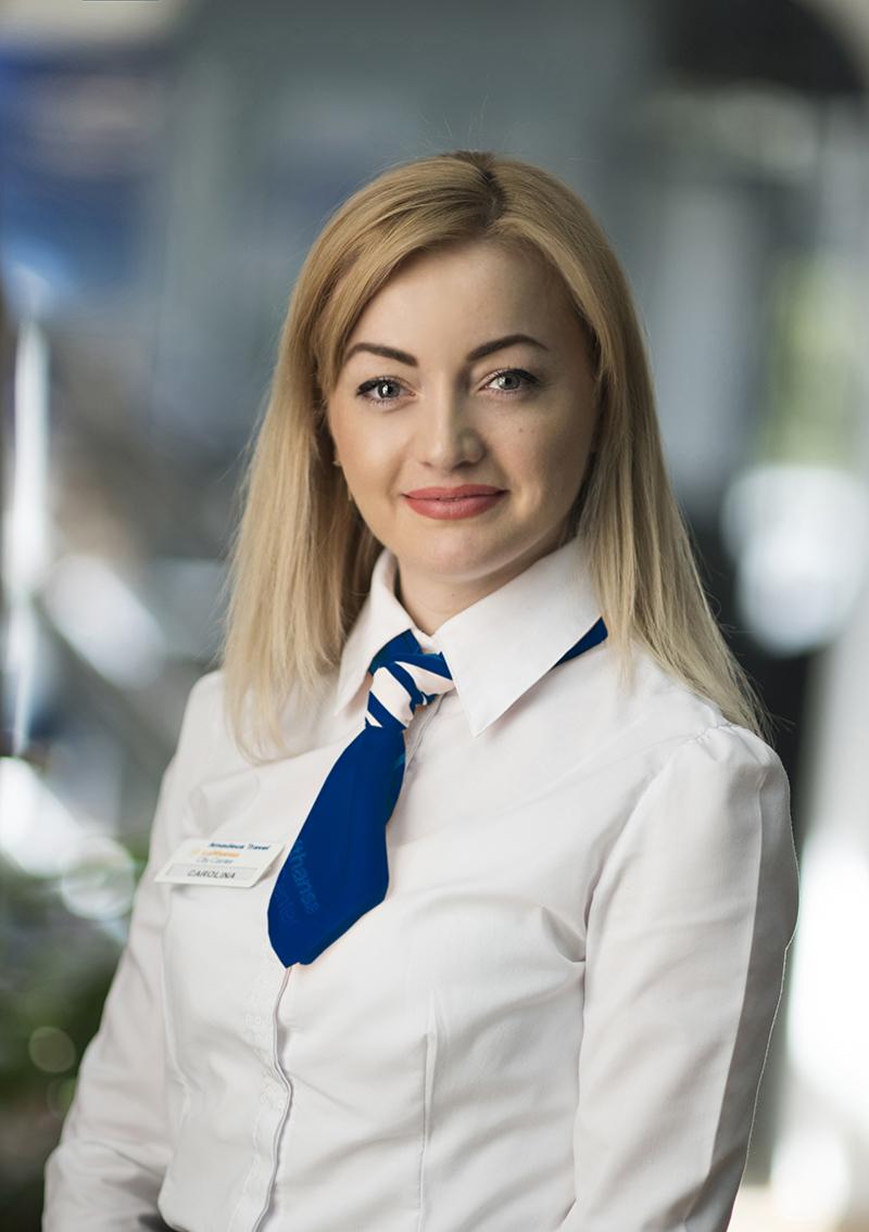 Carolina Pascari