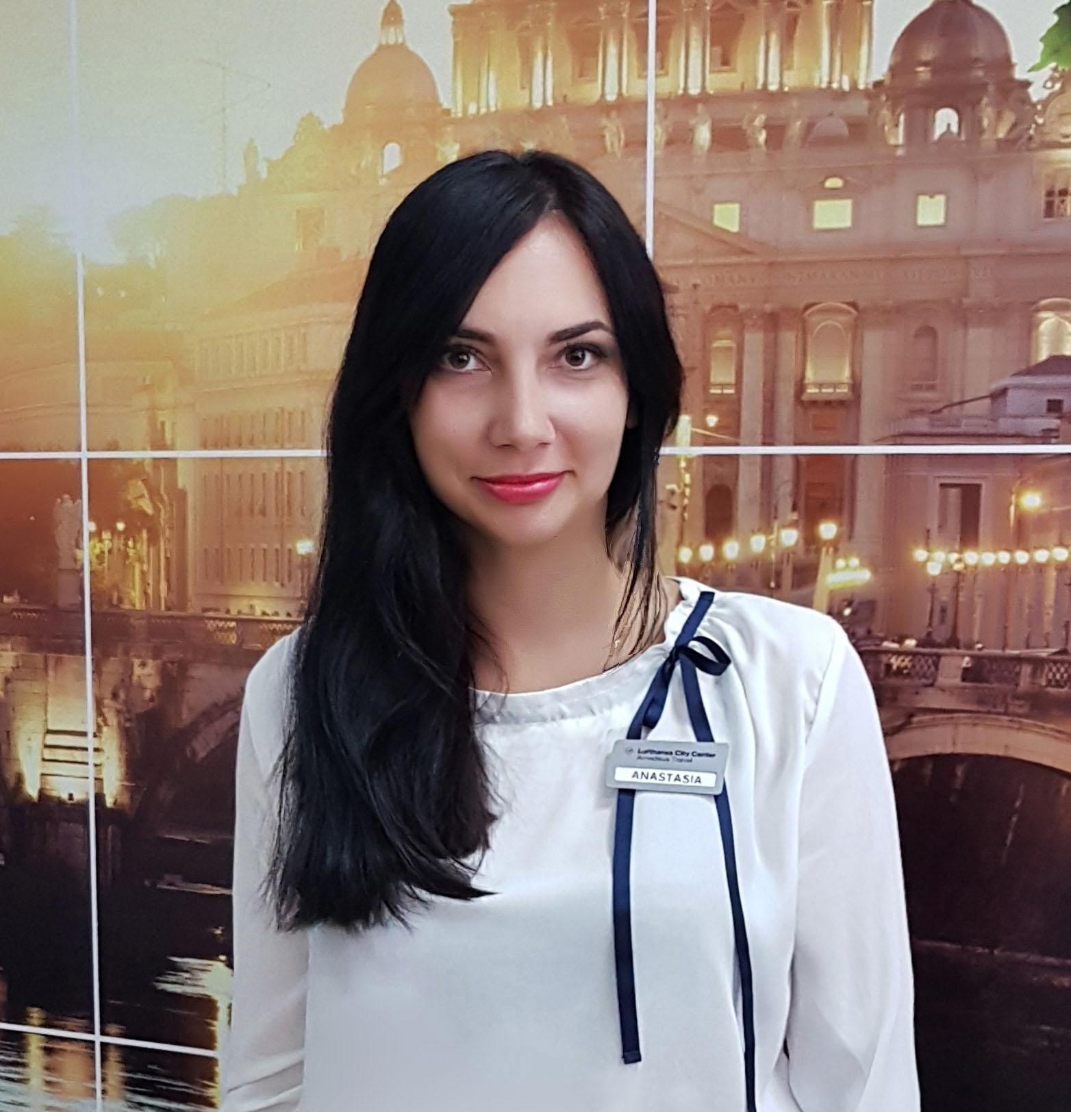 Anastasia Culajencova