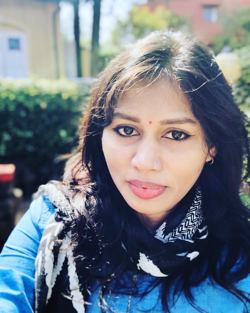 Mary Chandrakant